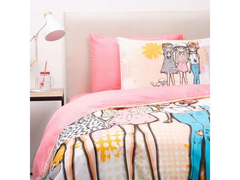 Juego de cama GIRLS