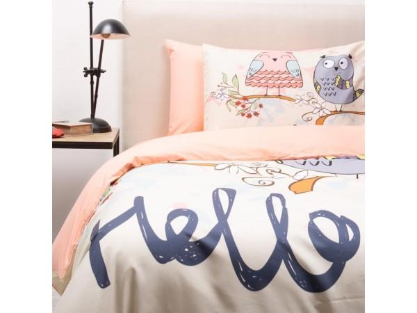 Juego de cama HELLO
