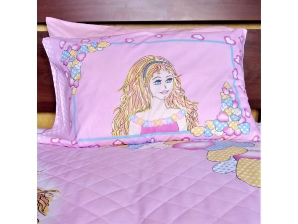 Juego de cama acolchado PRENCES